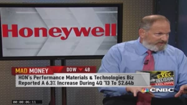 Honeywell CEO: China sales strong, Gulf 'booming'