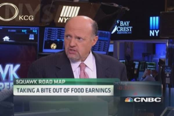 Cramer: Chipotle has what people want