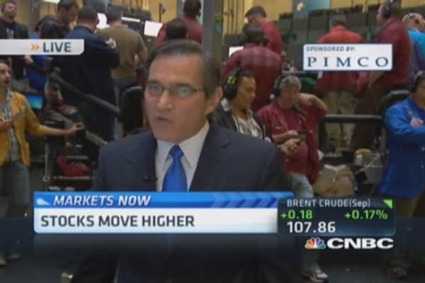 Santelli: Inflation data not cool