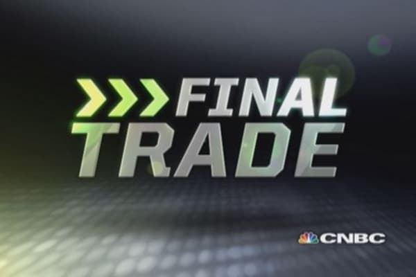 FMHR Final Trade: Sell the pop in Herbalife
