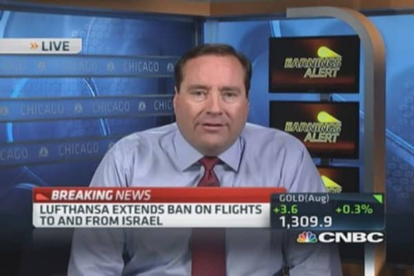Lufthansa extends ban on Israel flights