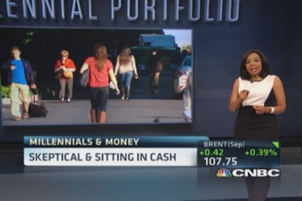 Millennials' path to financial security