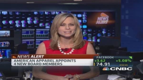 American Apparel's new board