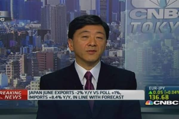 What's behind Japan's trade deficit woes