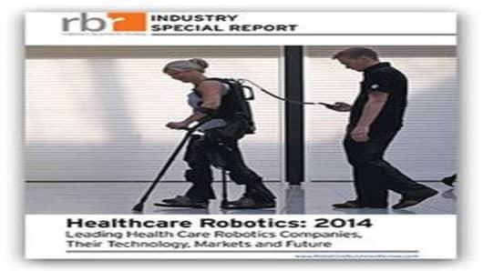 Ekso Bionics Robot Review