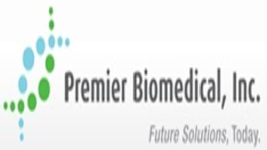 Premier Biomedical, Inc. logo