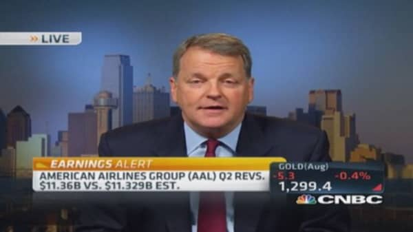 Still assessing FAA ban: American Airlines CEO