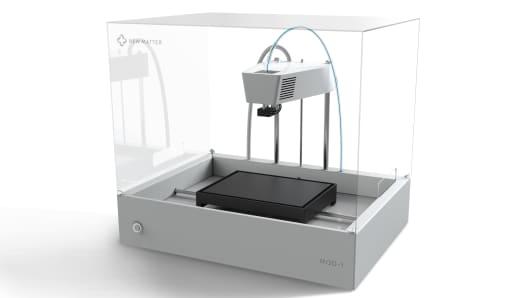 New Matter MOD-t 3-D printer