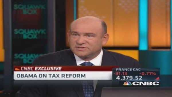 Loophole-loving lobbyist vs. tax reform