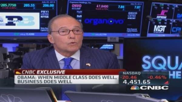 Kudlow: Make America tax competitive