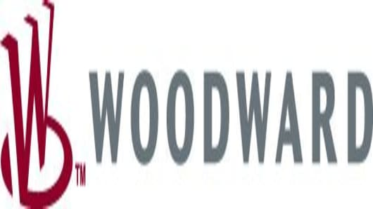 Woodward, Inc. logo