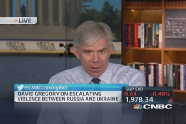 David Gregory: Europe must step up