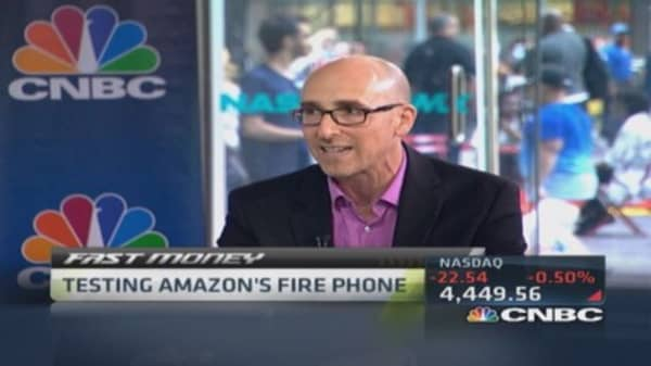 Understanding Amazon's Fire Phone