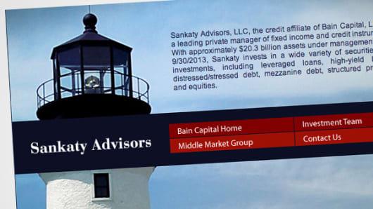 Sankaty Advisors home page