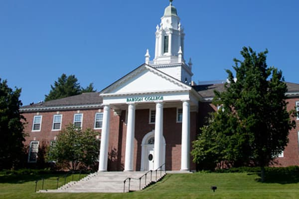 Tomasso Hall, Babson College
