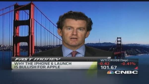 Why iPhone 6 launch is bullish for Apple