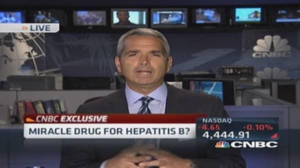Miracle drug for Hepatitis B?