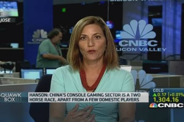Tracking Microsoft Xbox's strategy in China