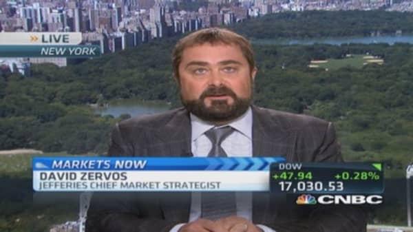 Focus on GDP: Strategist