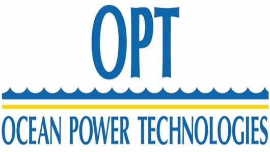 Ocean Power Technologies, Inc. logo