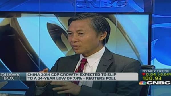 China's bank stocks were oversold: Expert