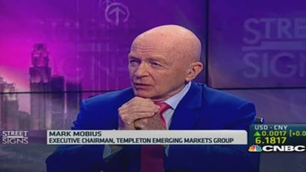 Why Mark Mobius still likes Russian stocks