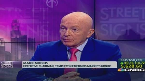 Mobius: Reforms will buoy China's stocks