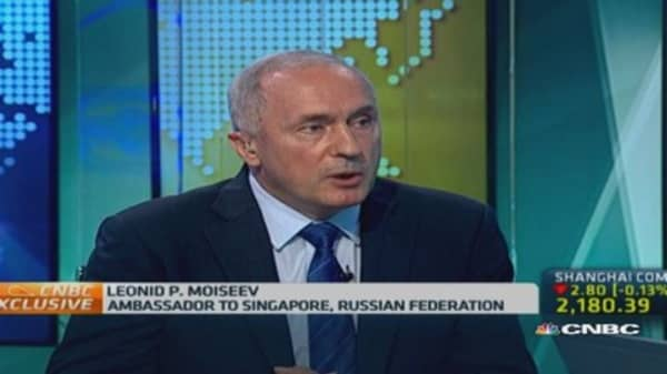 Russian ambassador: Accusations are unproven