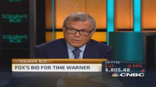 WPP CEO on Rupert Murdoch's world view