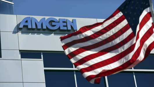 The Henderson Group PLC Cuts Position in Amgen Inc. (AMGN)