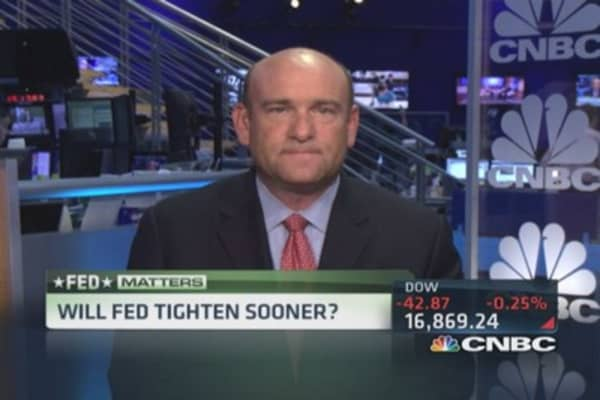 Hawkish tilt for dovish Fed?