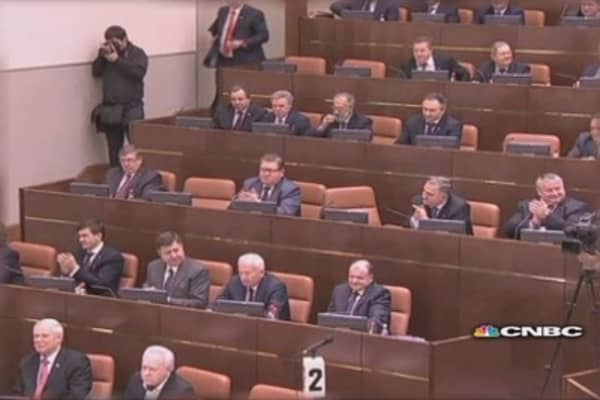 Crazy Russian Laws