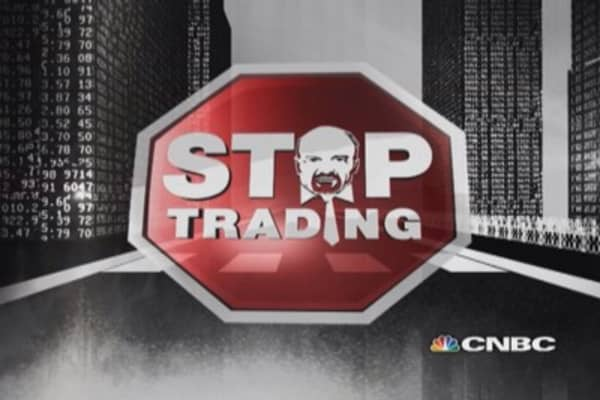 Cramer's Stop Trading: Two oil themes
