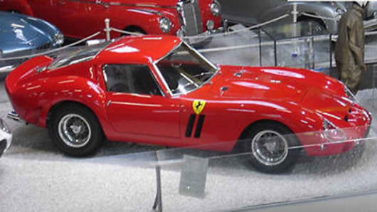 A replica 1962 Ferrari 250 GTO is on the market for $63 million.