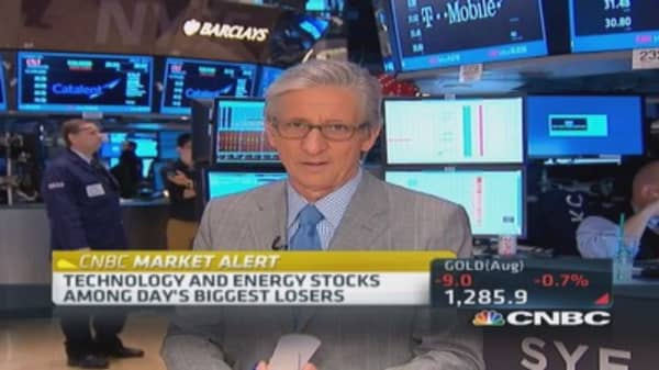 Pisani: Europe ugly from out start
