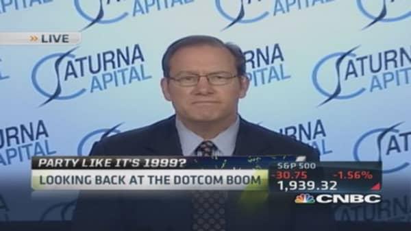 Meeks survived the dot-com bubble