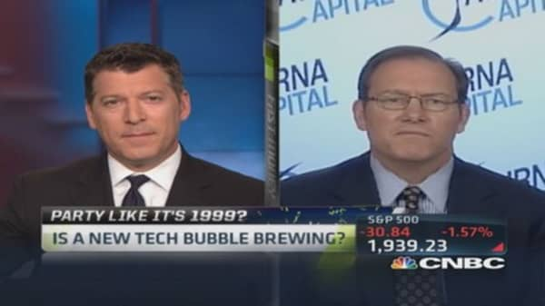 More scrutiny on stocks today?