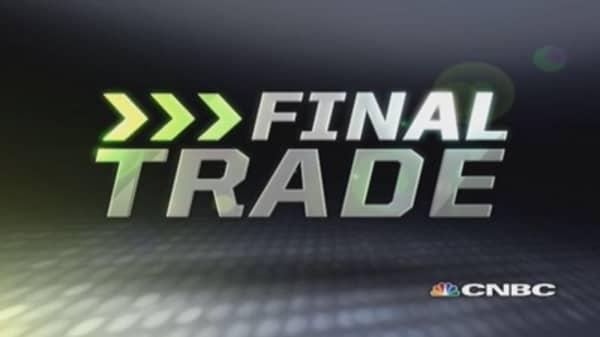 Fast Money Final Trade: QQQ, MBLY, RSX, BBRY