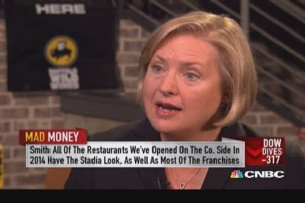 Buffalo Wild Wings CEO: Had a phenomenal quarter