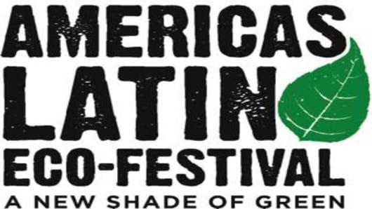 Americas Latino Eco-Festival logo