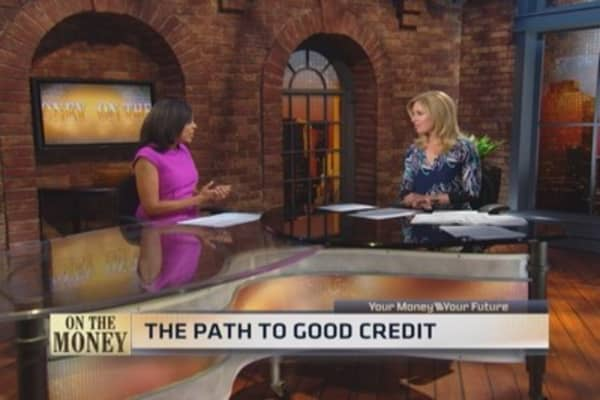 Three numbers, big impact: Raising your credit score