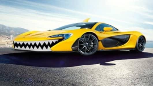 Sharknado McLaren P1