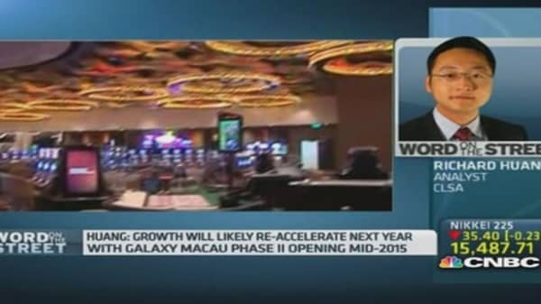 What's behind Macau's gaming slowdown?