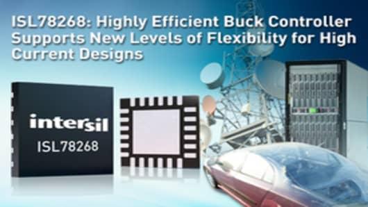 55V ISL78268 Buck Controller