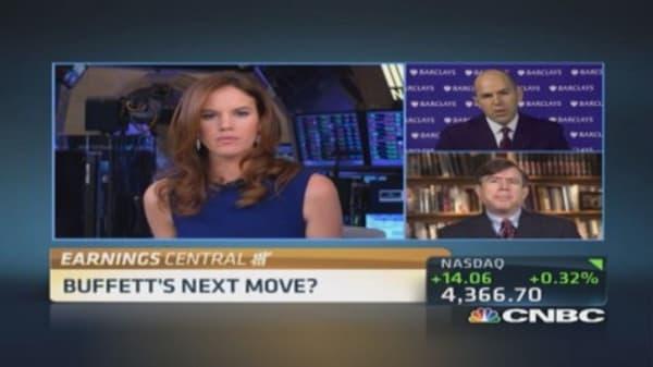 Warren Buffett's next move