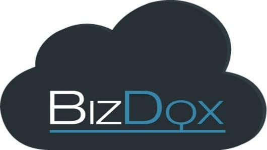 BizDox logo