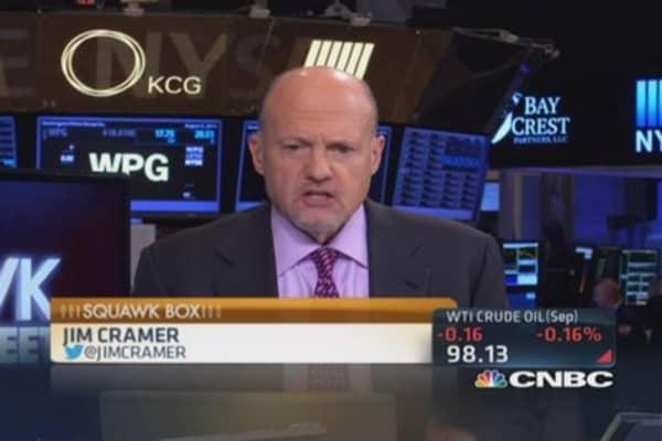 Cramer: Target has lost its way