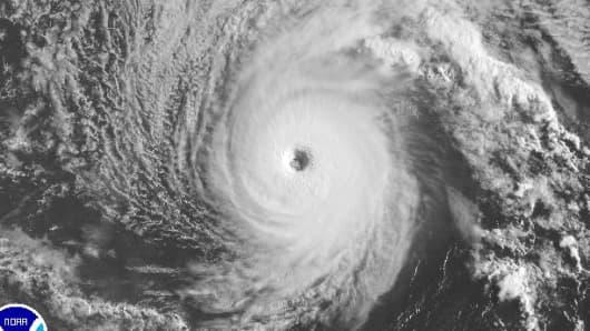 Hurricane Iselle