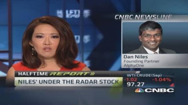 Niles' under the radar stock: RNG