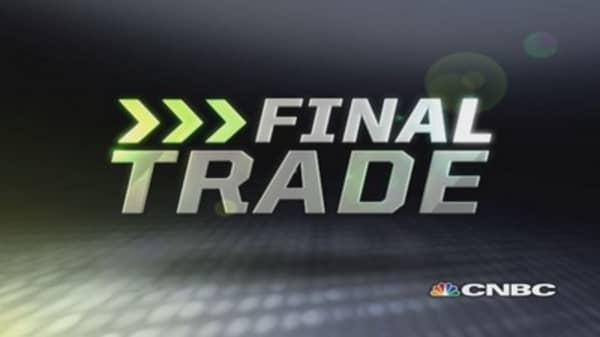 FMHR Final Trade: DECK, CYH & BAC